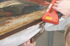 Amaël restauration peinture ouvres d'art