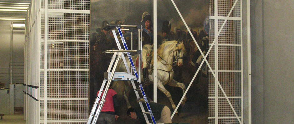Amaël Rivoal-Mourelot Restauration Peinture